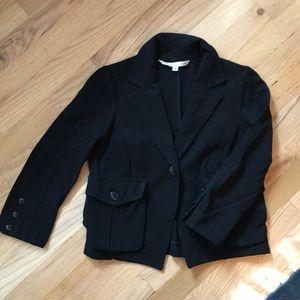 Diane Von Furstenberg shrunken jacket
